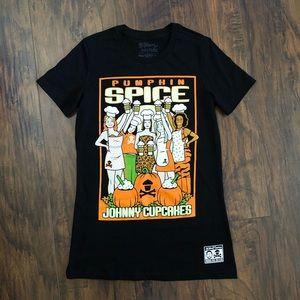 Johnny Cupcakes Pumpkin Spice Girls T-shirt